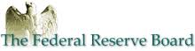 The Federal Reserve Board logo
